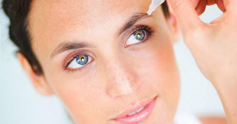 Formas de evitar resequedad en el ojo