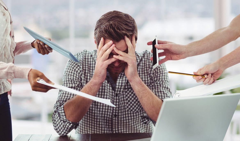 El estrés diario podría afectar tu sueño