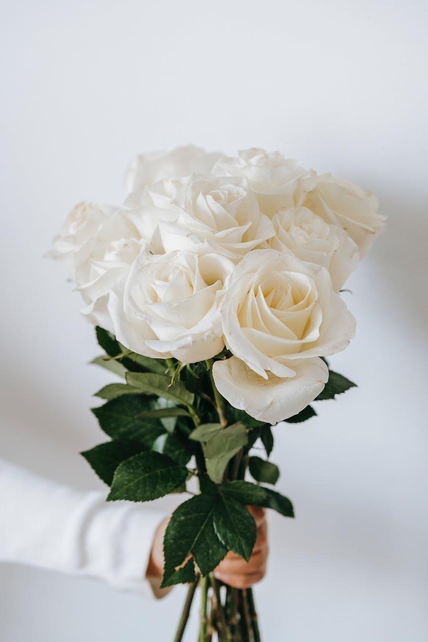 Las flores son estupendas