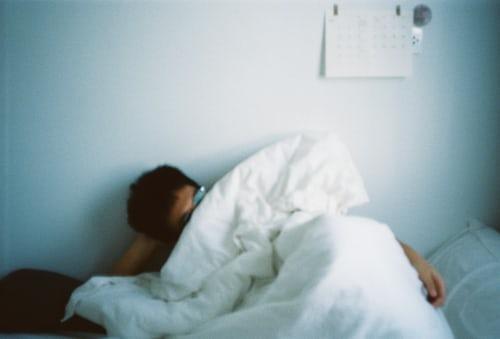 sin dormir antes de la muerte